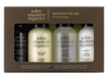 John Masters Organic Essential Kit For Hair & Body 4 dele