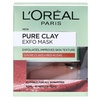 L'Oréal Paris Pure Clay Exfo Mask Red 50ml