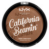 NYX Professional Makeup California Beamin' Face & Body Bronzer, Golden State 14g