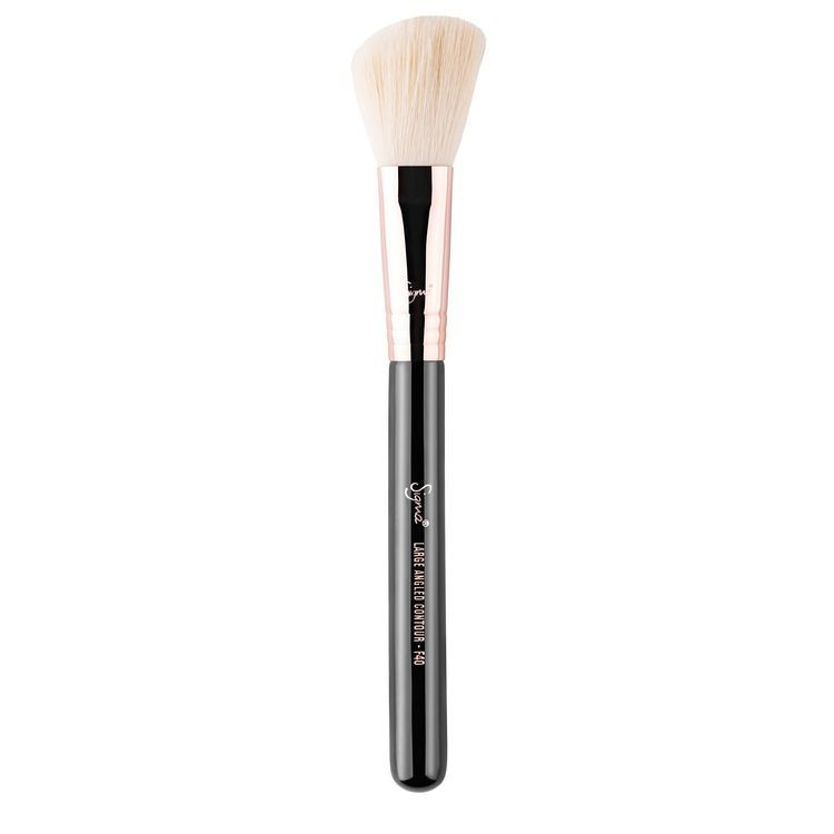 Sigma F40 Large Angled Contour Brush Copper