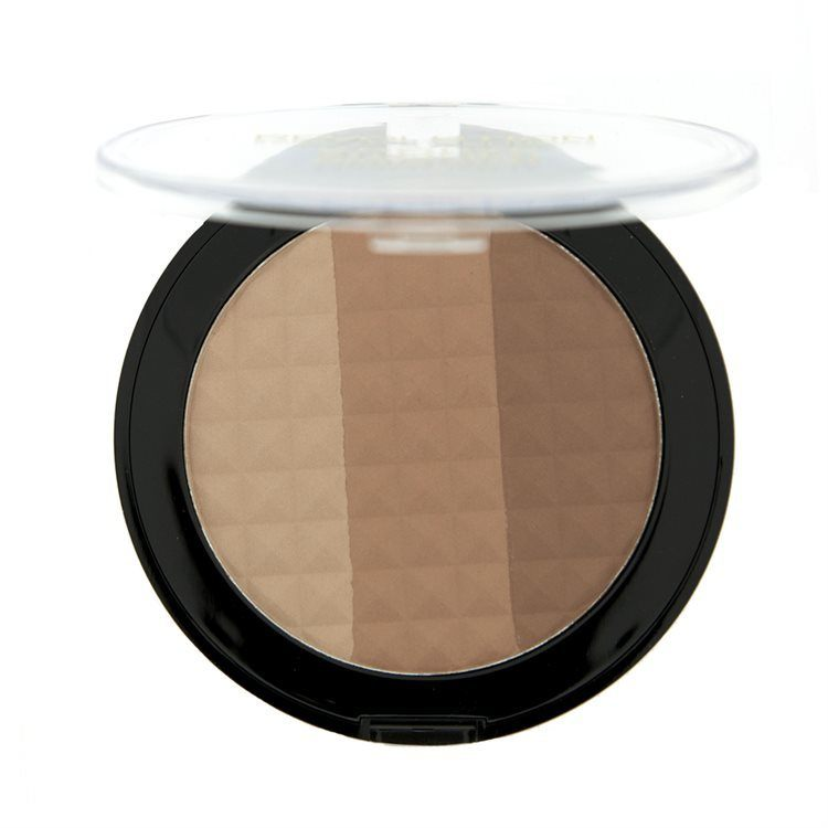 Makeup Revolution Bronze, Shimmer & Highlight