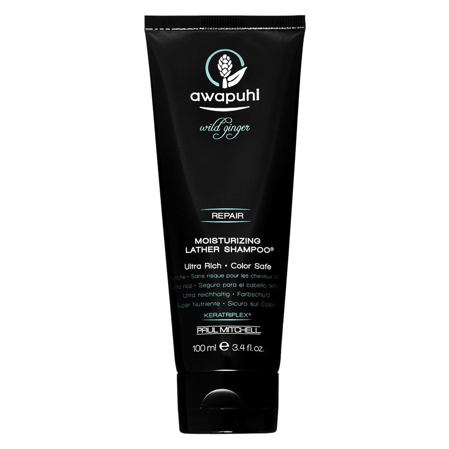 Paul Mitchell Awapuhi Wild Ginger -Moisturizing Lather Shampoo 100 ml