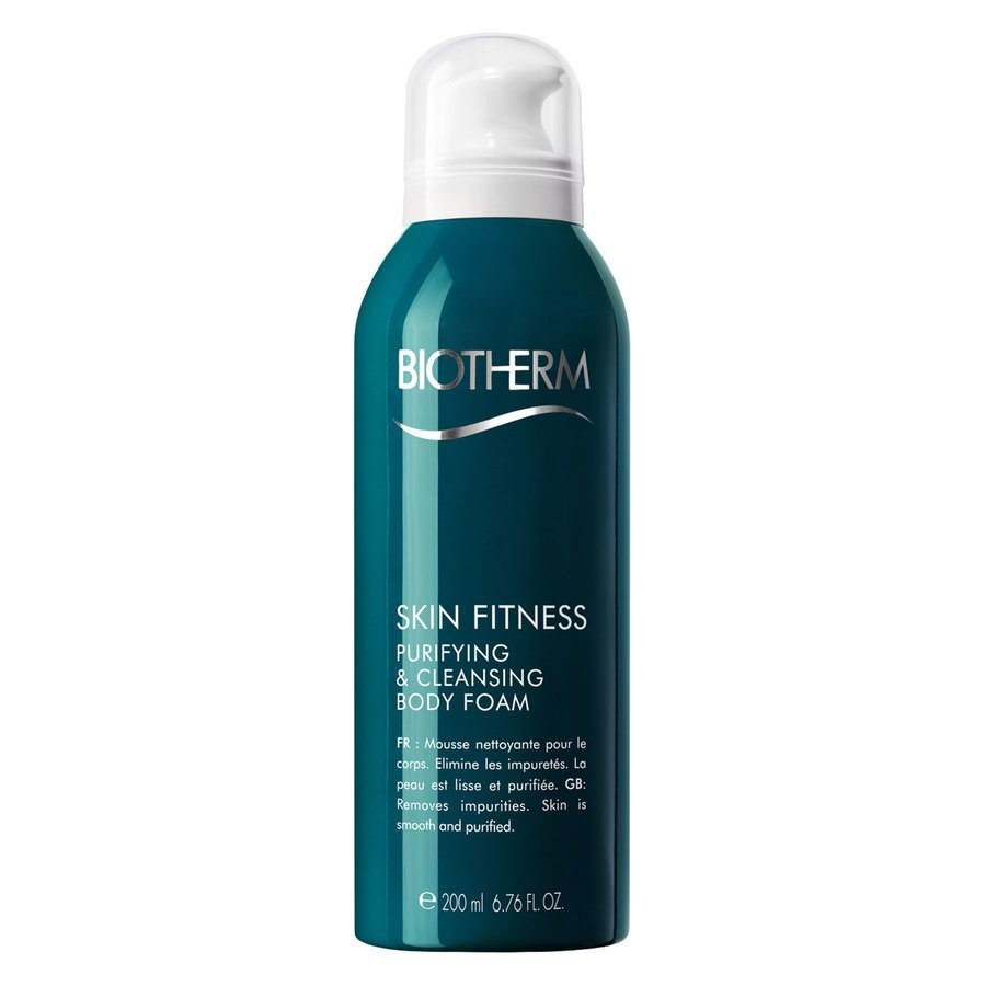 Biotherm Skin Fitness Purifying & Cleansing Body Foam 200 ml