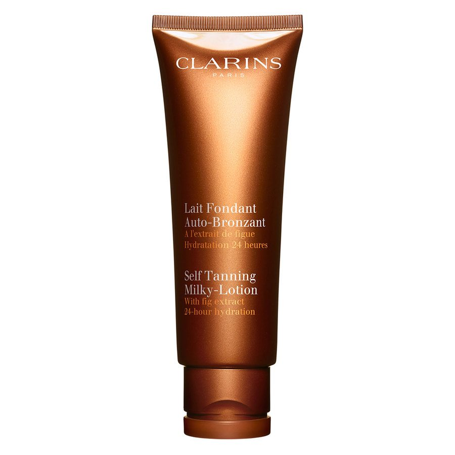 Clarins Self Tanning Milky Lotion Face and Body 125 ml
