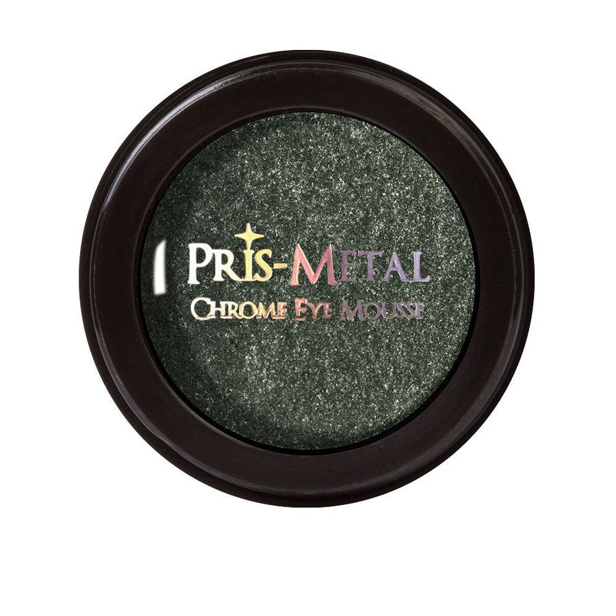 J.Cat Pris-Metal Chrome Eye Mousse Forest Night 2g