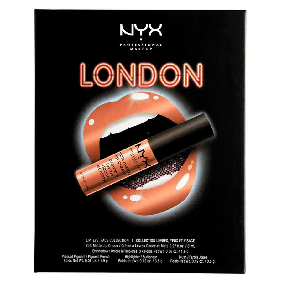 NYX Professional Makeup City Set London