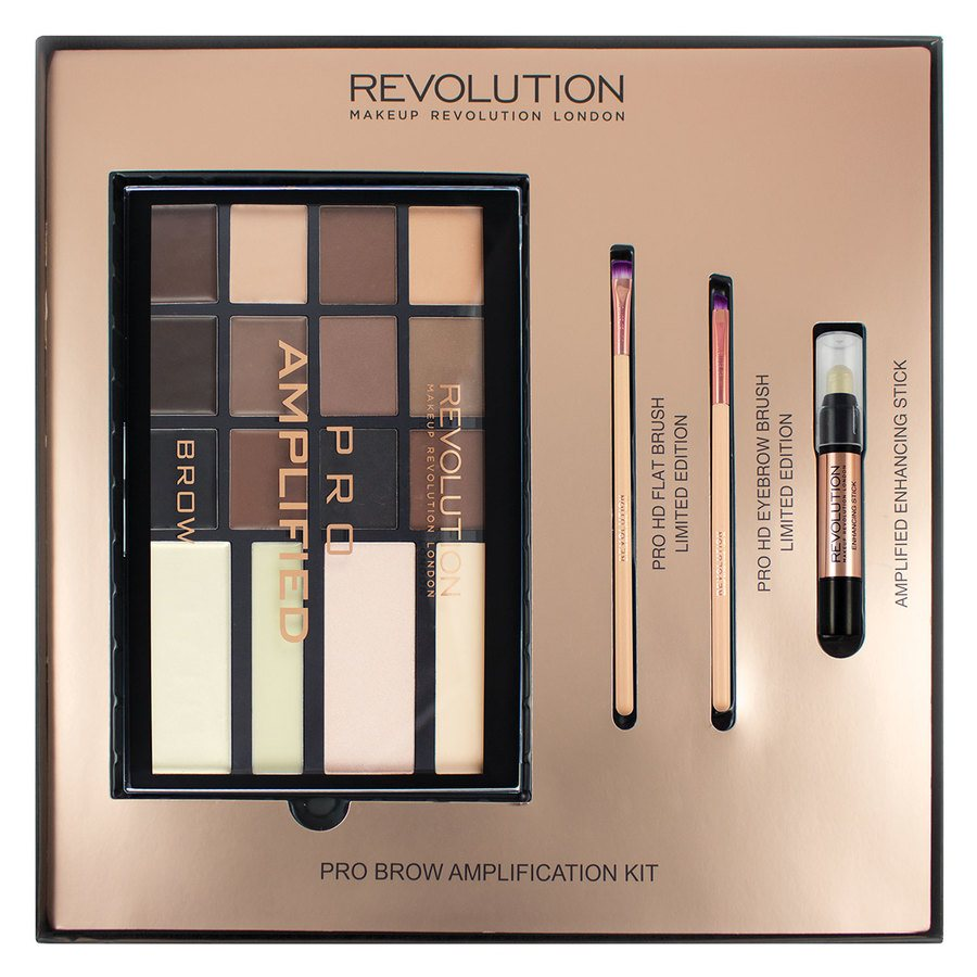 Makeup Revolution Brow Amplification Kit