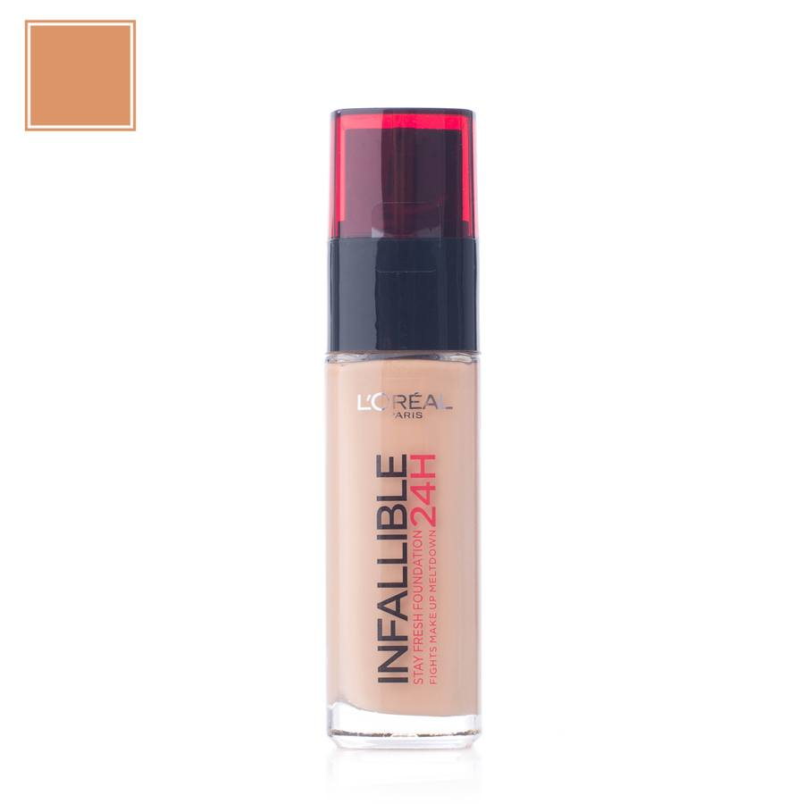 L'Oréal Paris Infallible 24H Liquid Foundation 260 Golden Sun