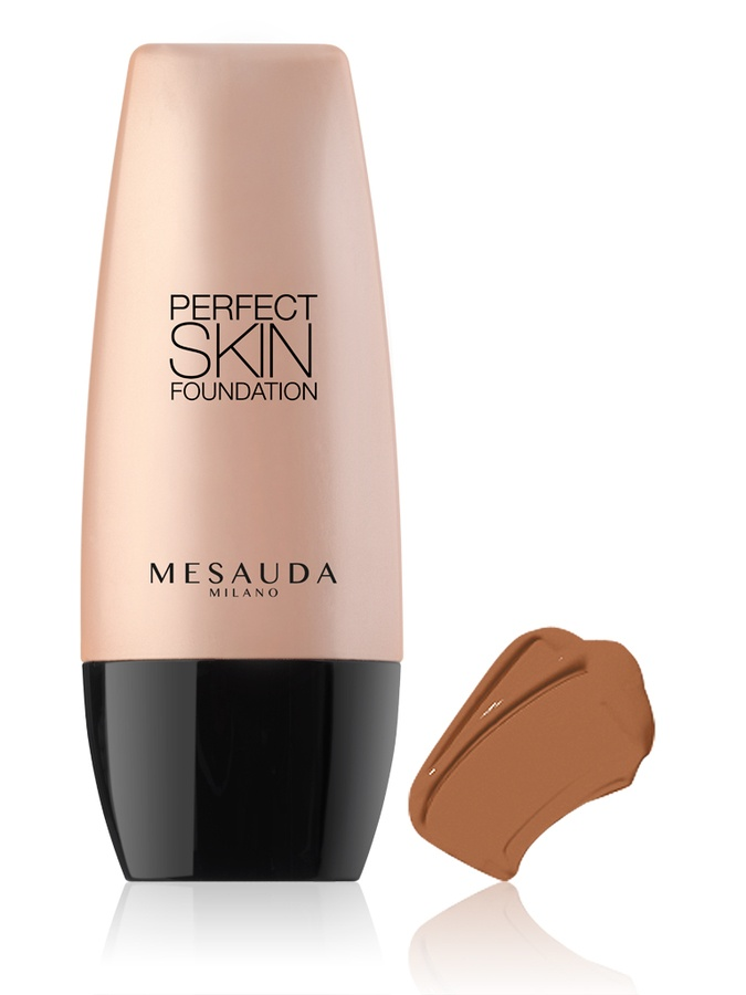 Mesauda Milano Perfect Skin Foundation 106 Natural Tan 30ml