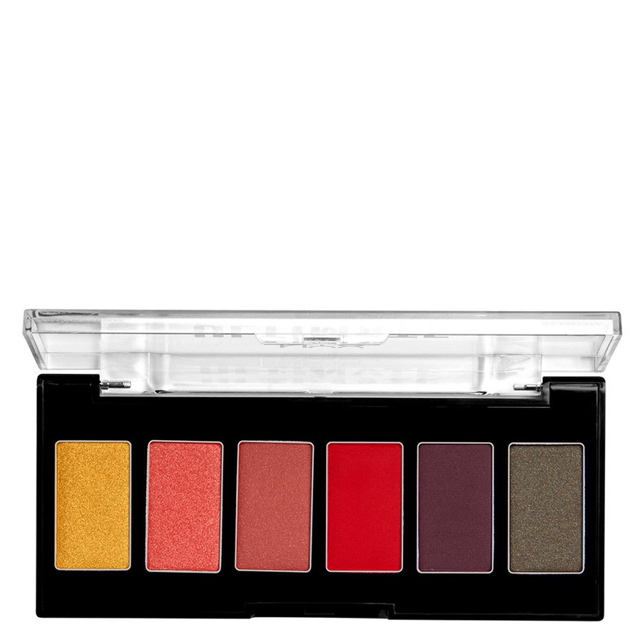NYX Professional Makeup Ultimate Edit Petite Shadow Palette 03 Phoenix 7,2 gr