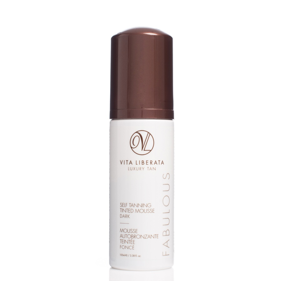 Vita Liberata Self Tanning Mousse Dark 100ml