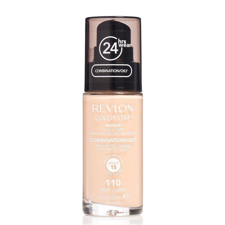 Revlon Colorstay Makeup Combination/Oily Skin 110 Ivory 30ml