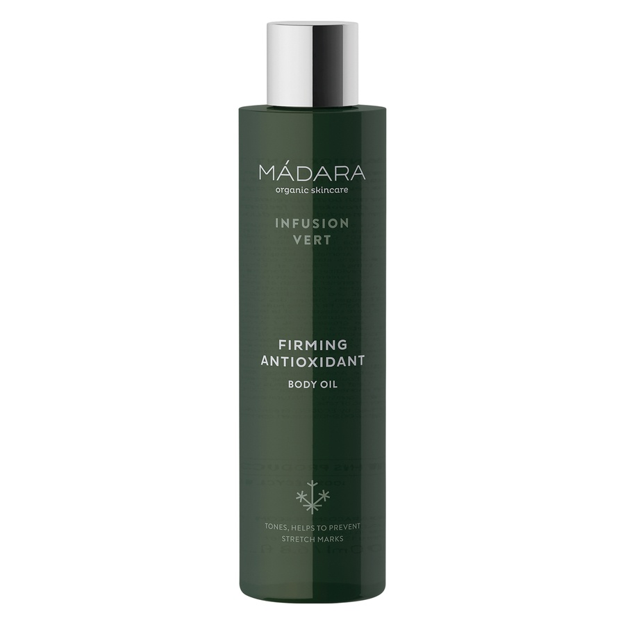Madara Infusion Vert Firming Antioxidant Body Oil 200 ml