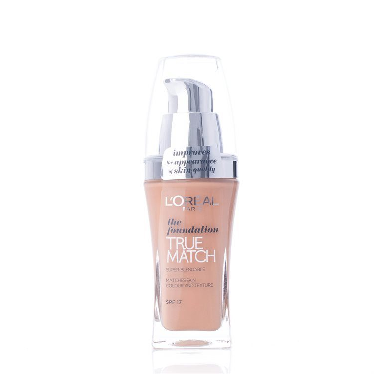 L'Oréal Paris True Match Liquid C7 Rose Amber 30ml