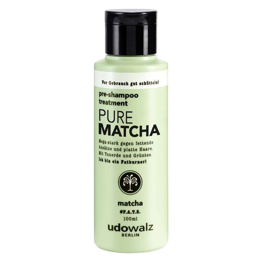 Udo Walz Power Matcha Pre-Shampoo Treatment 100ml