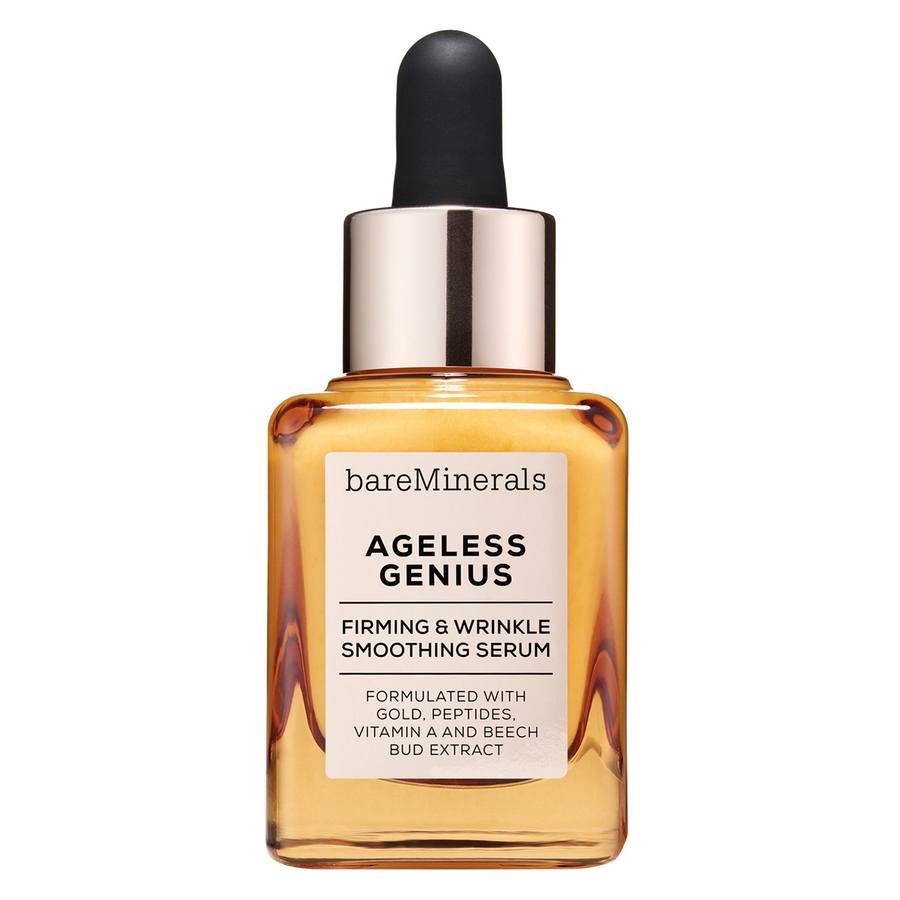 BareMinerals Ageless Genius Firming & Wrinkle Smoothing Serum 30 ml