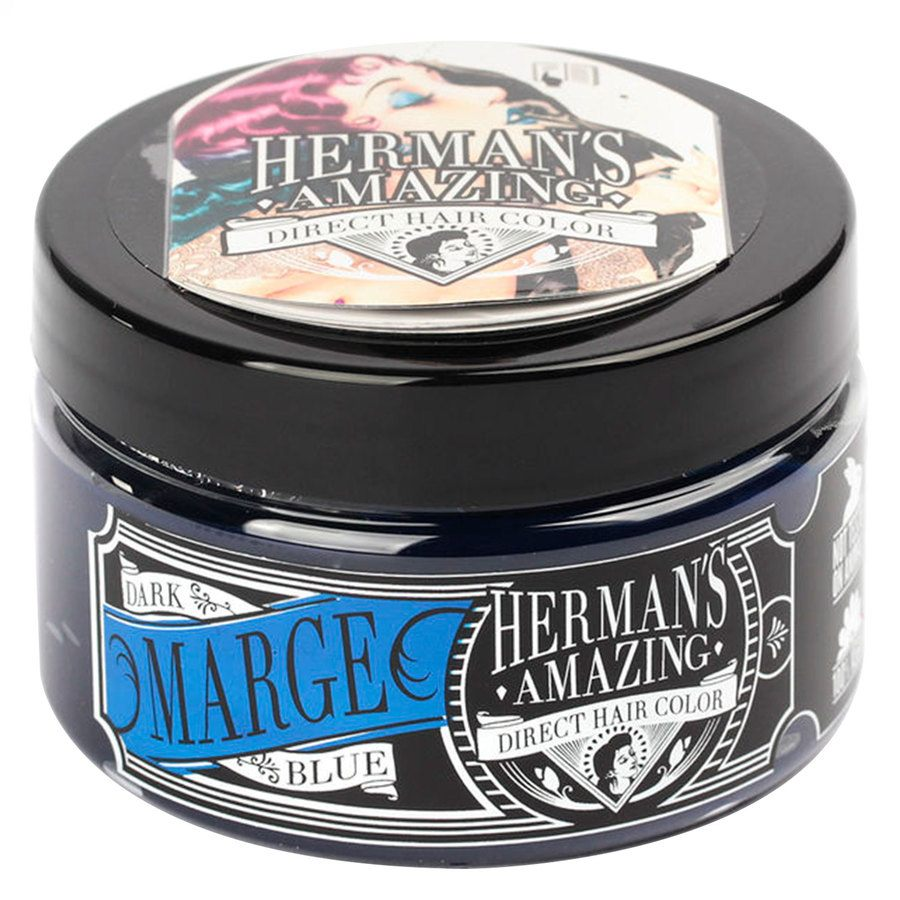 Herman's Amazing Direct Hair Color Marge Blue 115 ml