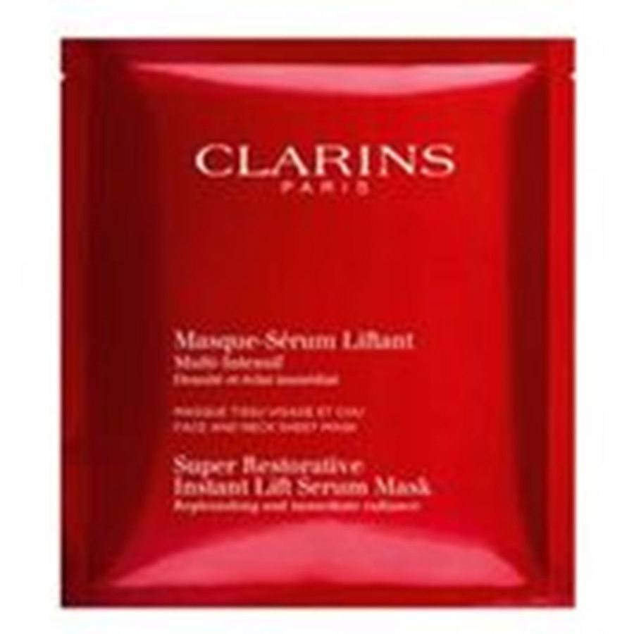 Clarins Super Restorative Instant Lift Serum Mask 5 sacheter
