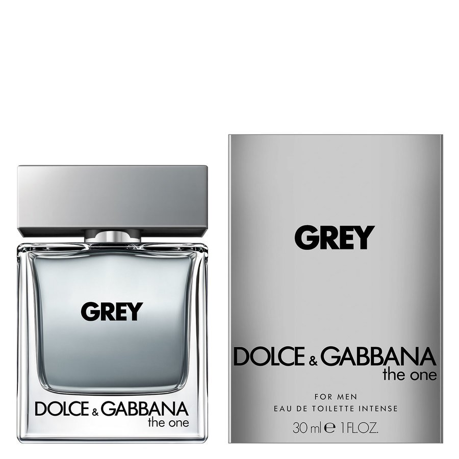 Dolce & Gabbana The One Grey For Men Eau De Toilette 30ml