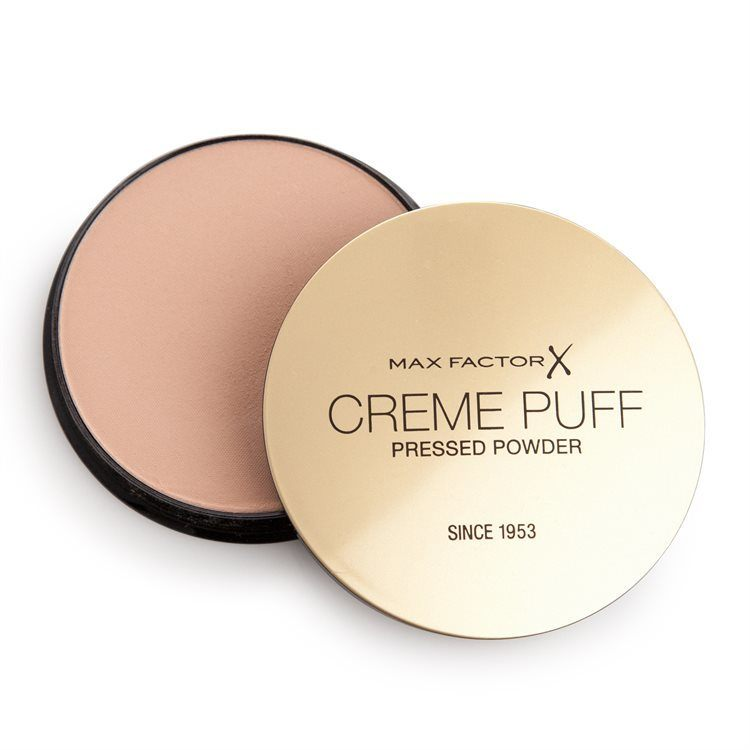 Max Factor Creme Puff Pressed Powder 50 Natural 21g