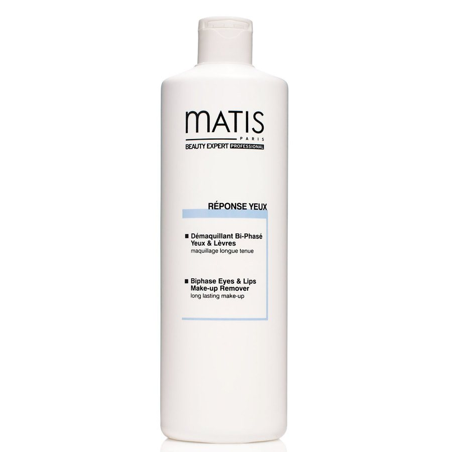 Matis Réponse Yeux Biphase Eyes & Lips Make-Up Remover 500ml