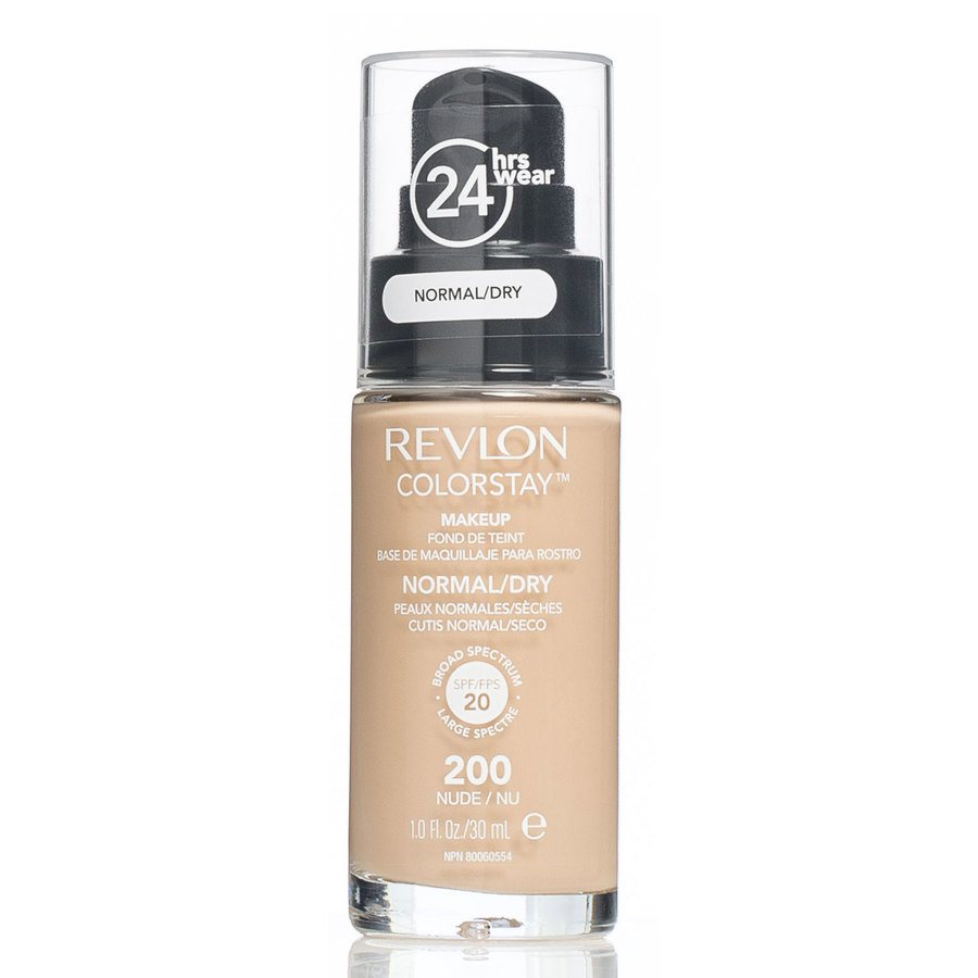 Revlon Colorstay Makeup Normal/Dry Skin 200 Nude 30ml