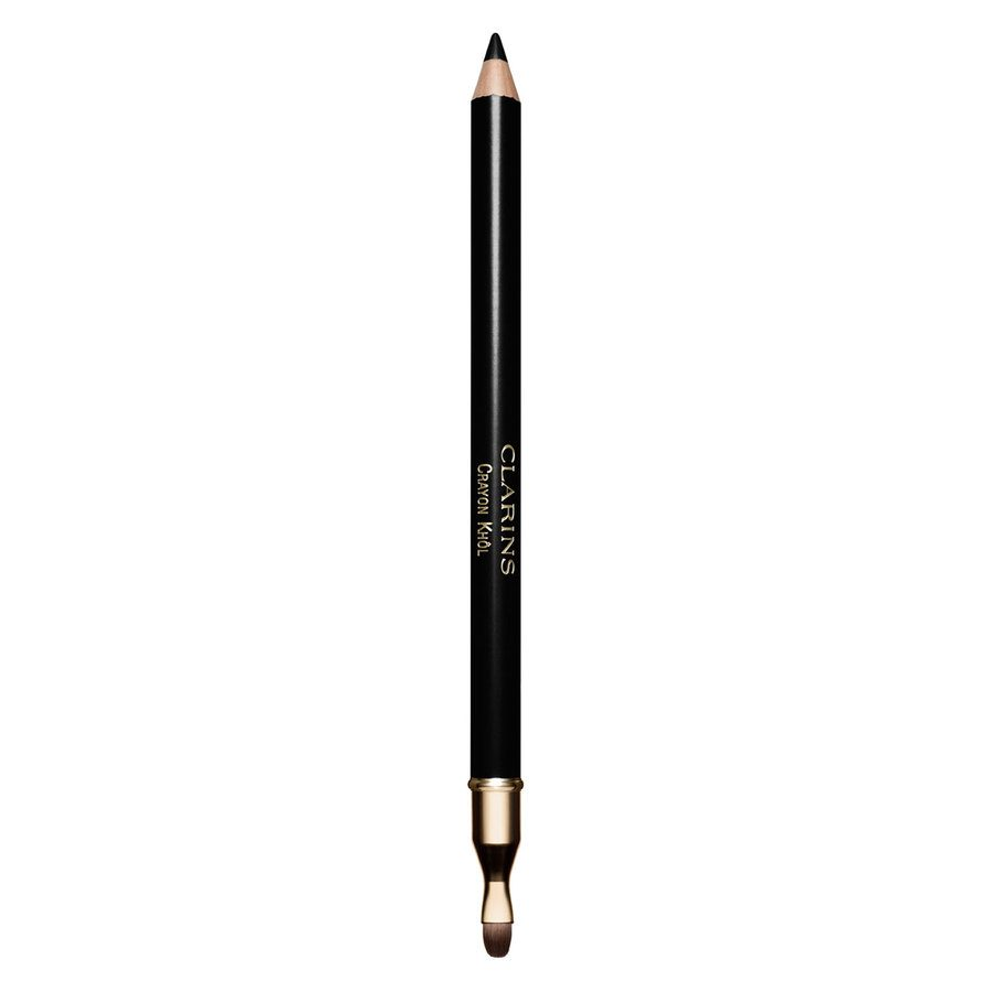 Clarins Crayon Khôl Eye Pencil #01 Carbon Black 1,5 g