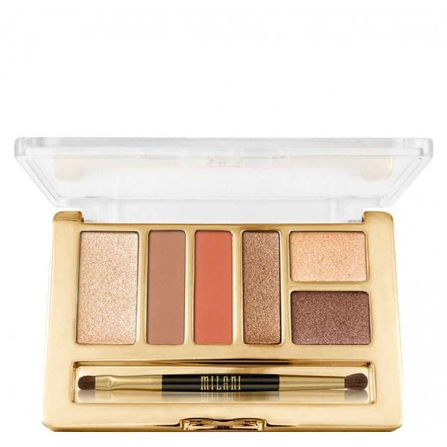 Milani Everyday Eyes Powder Eyeshadow Collection Earthy Elements