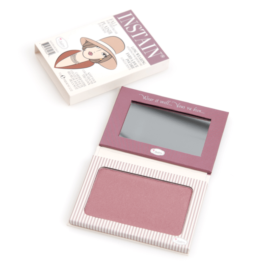 The Balm Instain Long Wearing Powder Blush Pinstripe 5,5g