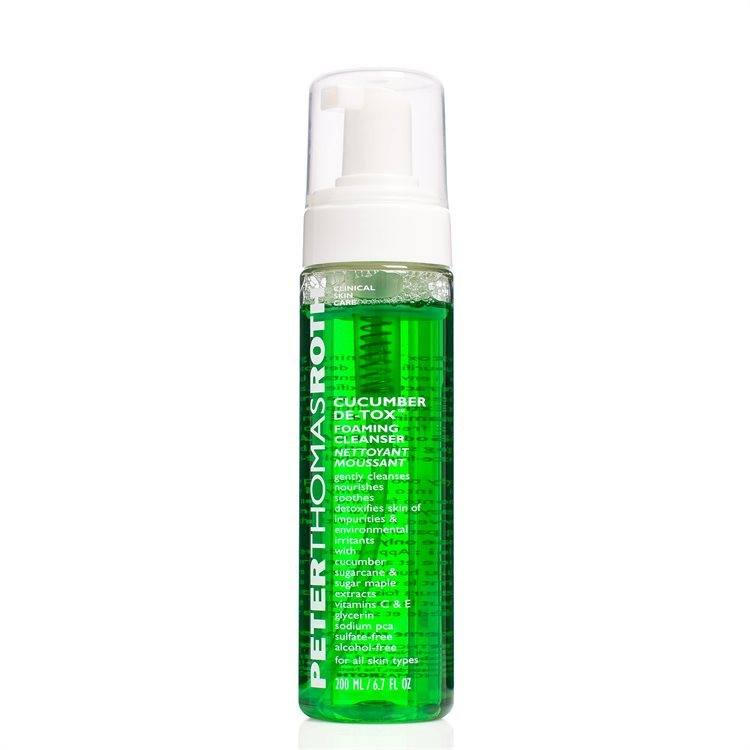 Peter Thomas Roth Cucumber De-Tox Foaming Cleanser 200ml