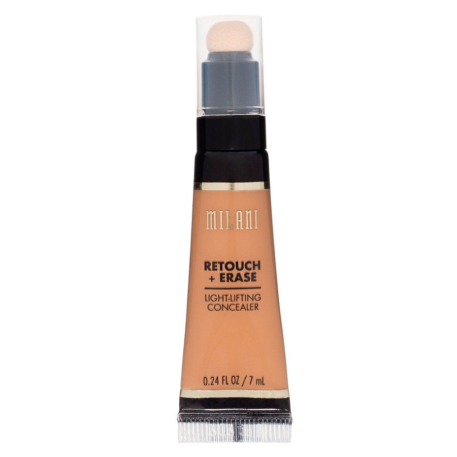 Milani Retouch + Erase + Light-Lifting Concealer Deep Honey
