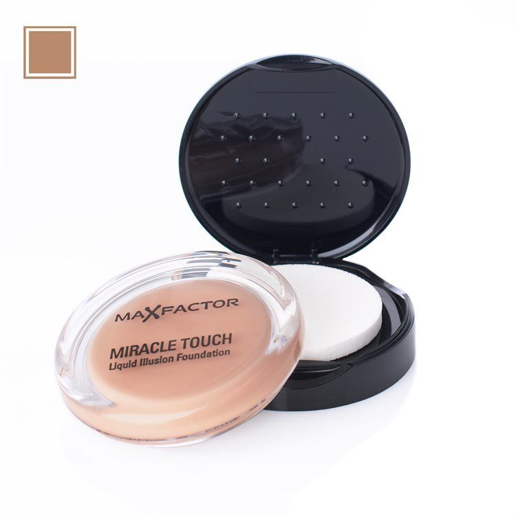 Max Factor Miracle Touch Foundation 80 Bronze 11,5g