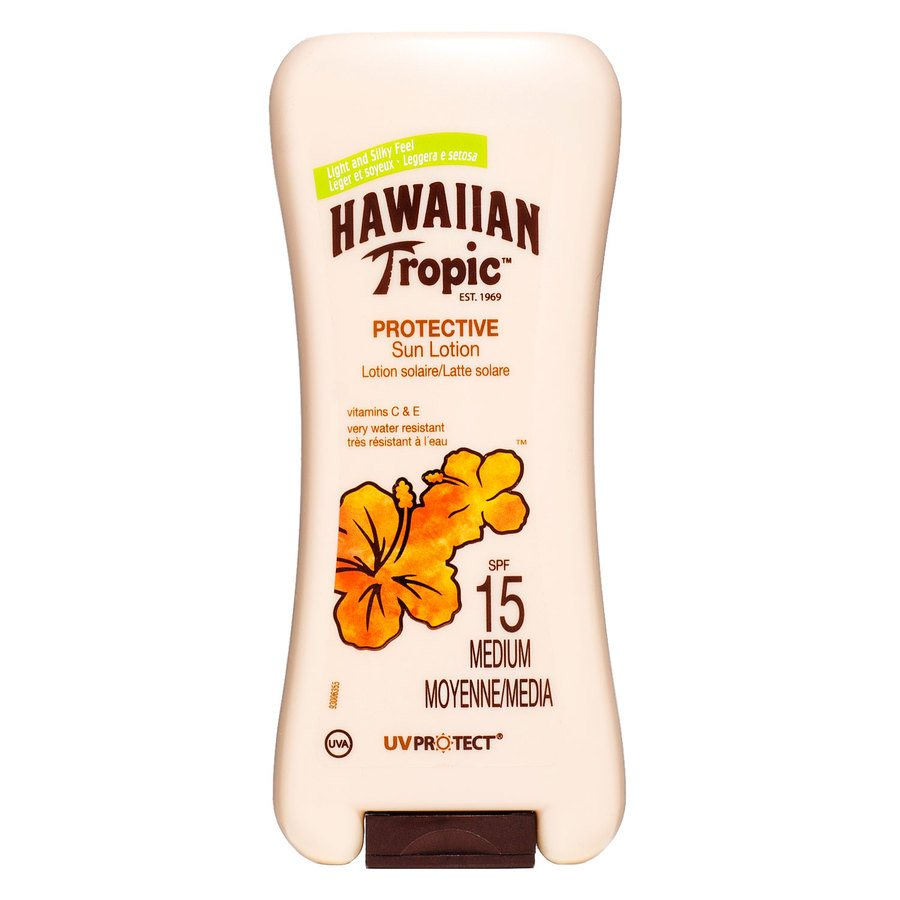 Hawaiian Tropic Satin Protection Lotion SF15 200 ml