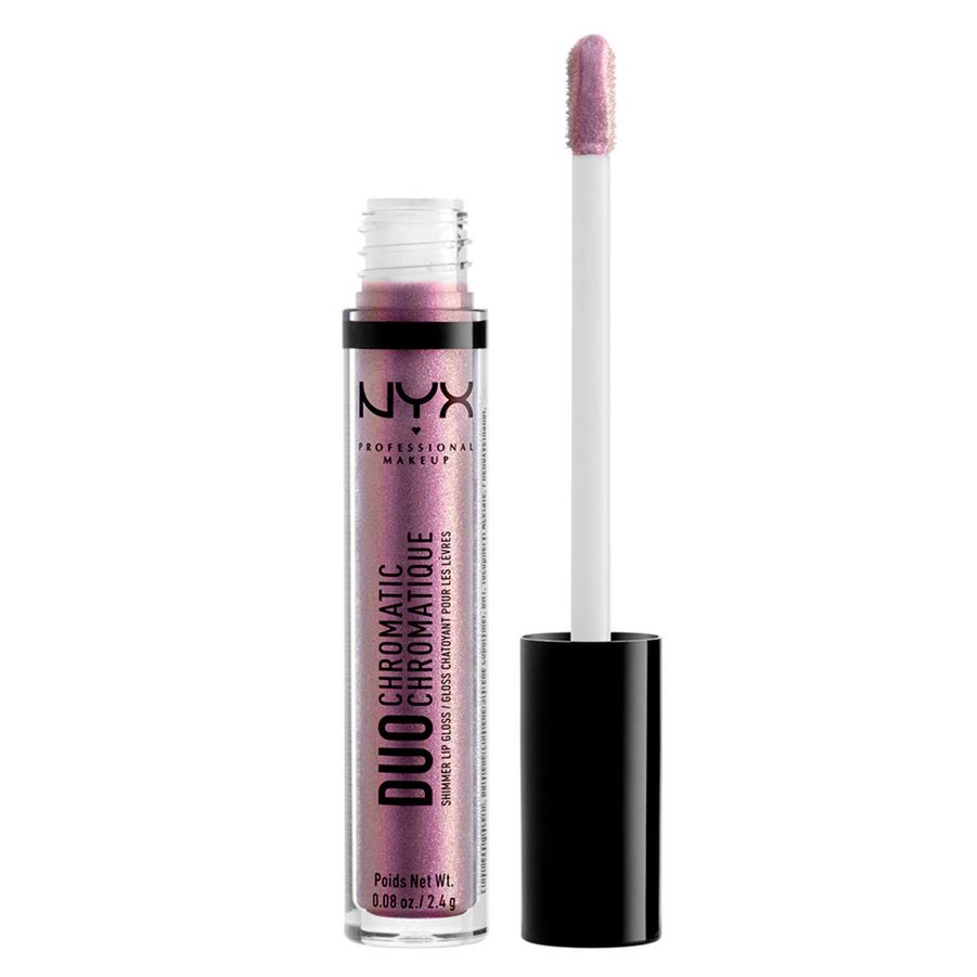 NYX Professional Makeup Duo Chromatic Lip Gloss Gypsy Dreams