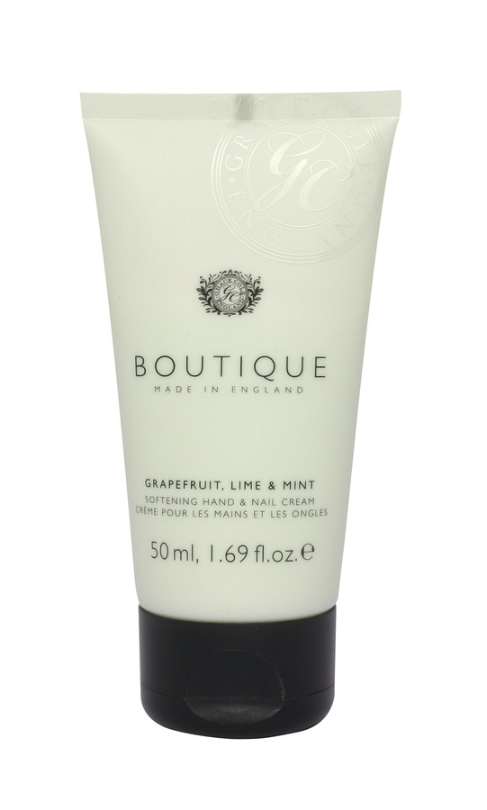 Grace Cole The Boutique Hand & Nail Cream Grapefrugt, Lime & Mint 50ml