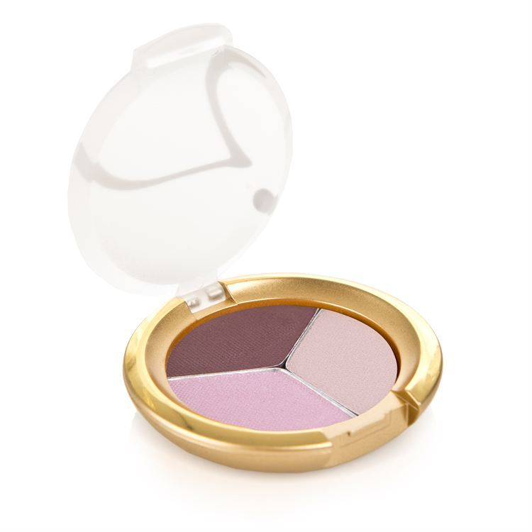 Jane Iredale PurePressed Triple Eye Shadow Pink Bliss 2,8g