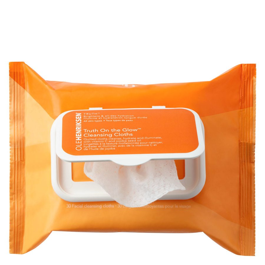 Ole Henriksen Truth On The Glow Cleansing Cloths 30pk