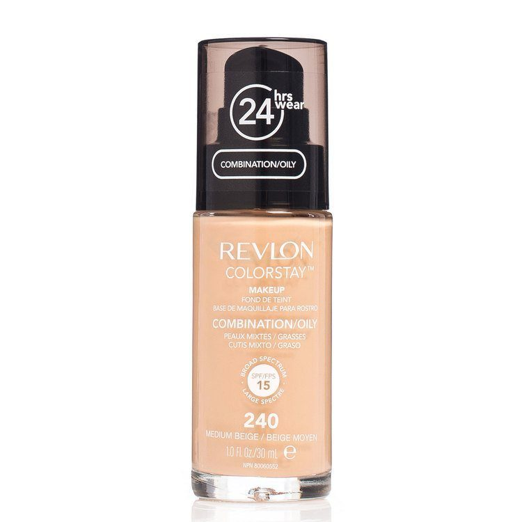 Revlon Colorstay Makeup Combination/Oily Skin 240 Medium Beige 30ml