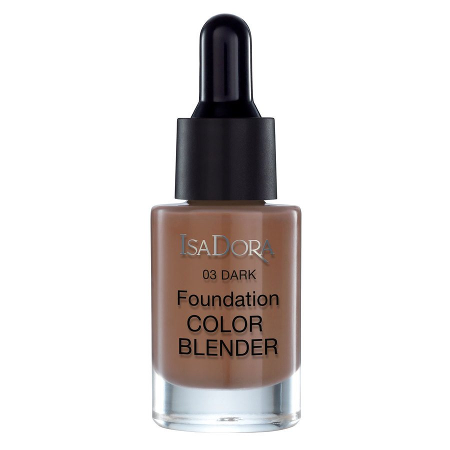 IsaDora Foundation Color Blender 03 Dark 15 ml