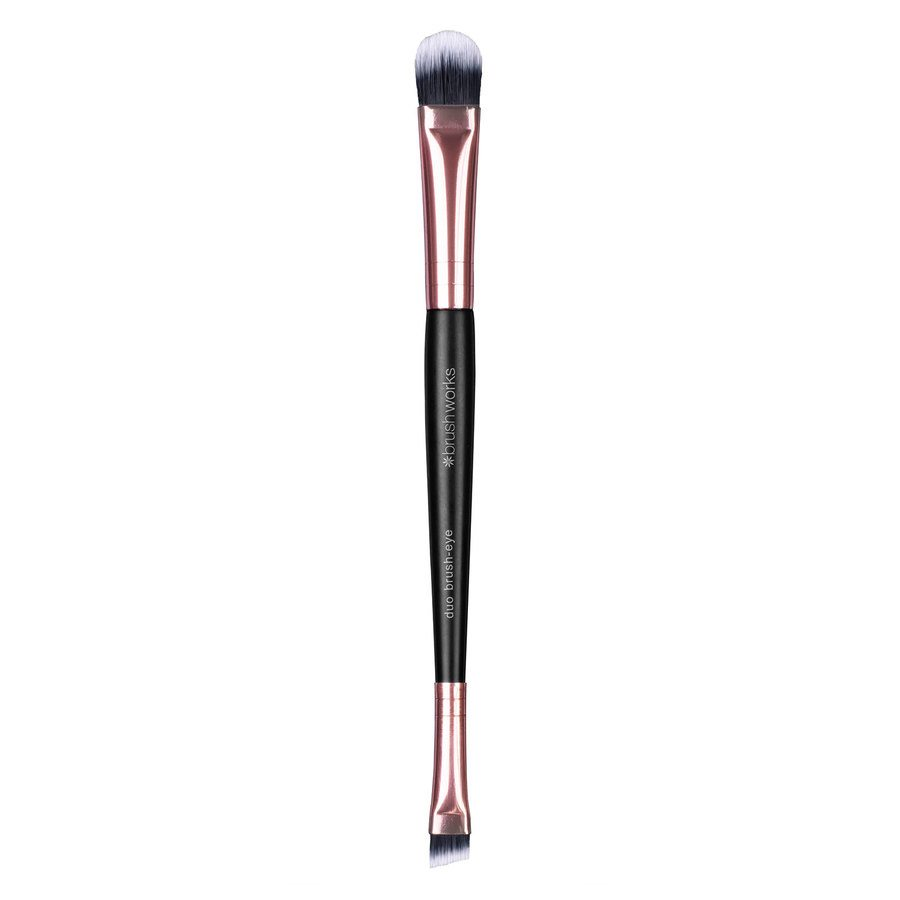 Brush Works Eye Duo Brush