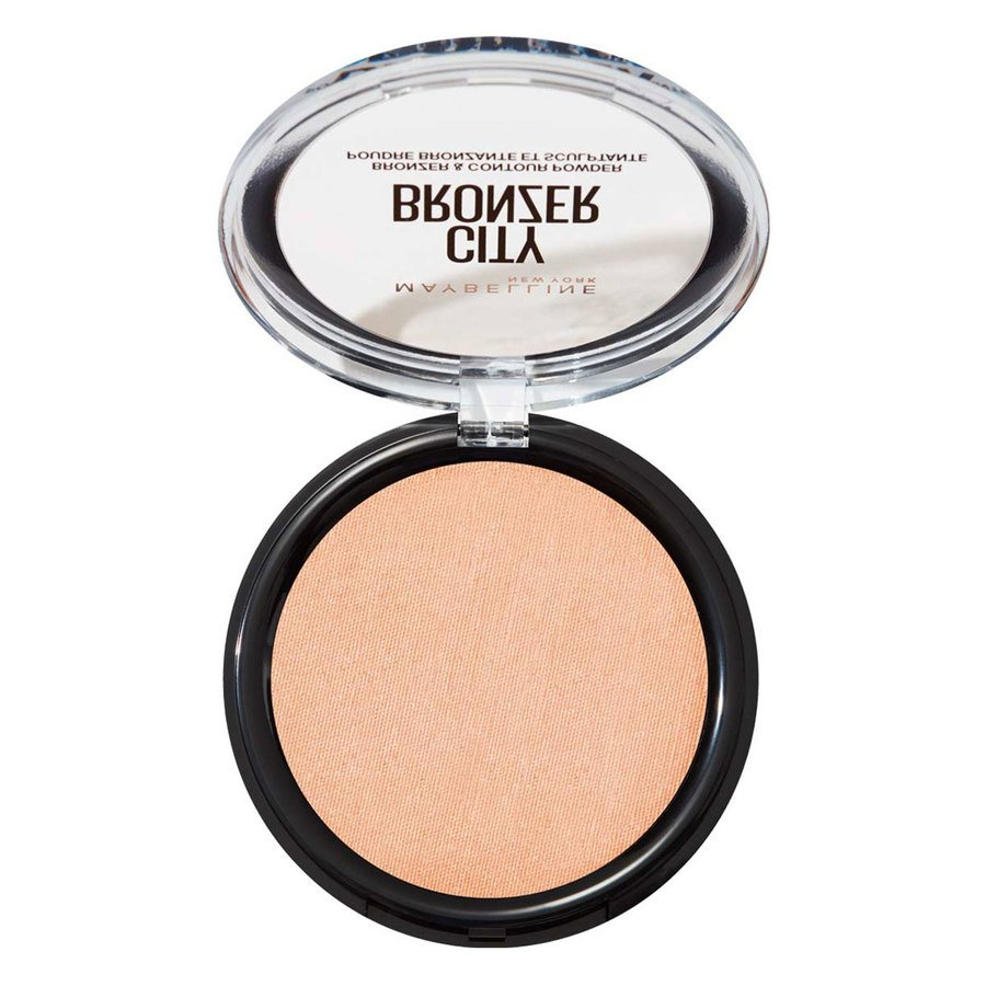 Maybelline City Bronze Powder Light Warm 8 gr