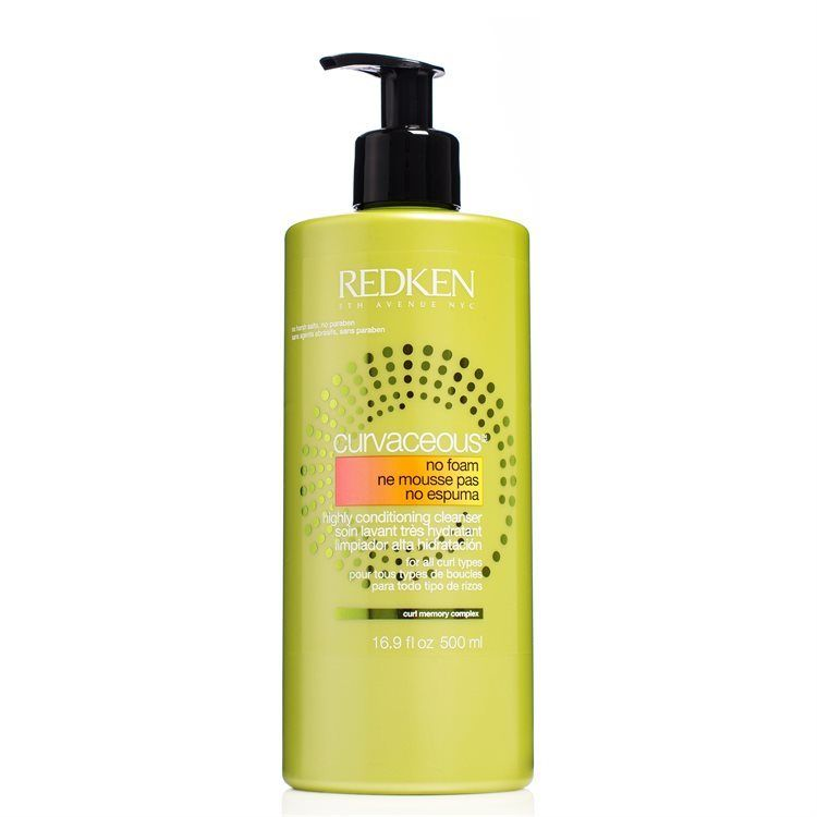 Redken Curvaceous Highly Conditioning Cleanser 500ml