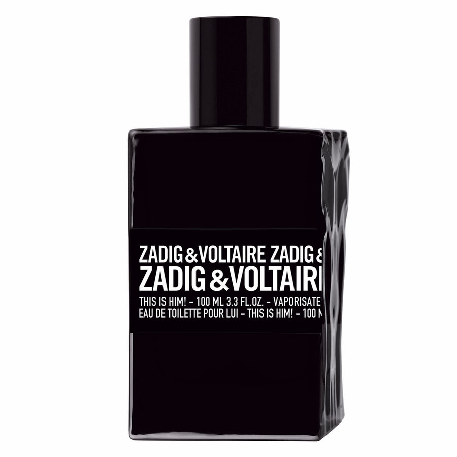 Zadig & Voltaire This Is Him Eau De Toilette 100 ml