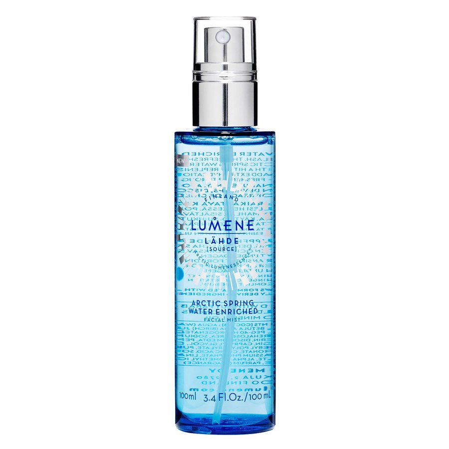 Lumene LÄHDE Arctic Spring Water Enriched Facial Mist 100ml