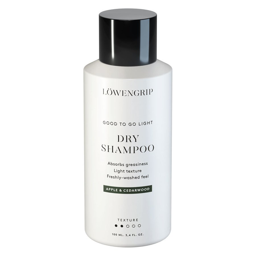 Löwengrip Good To Go Light Dry Shampoo Apple & Cedarwood 100ml
