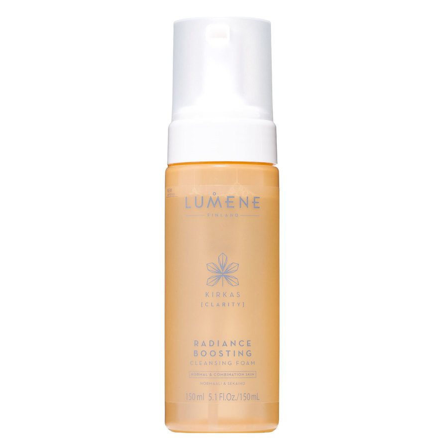 Lumene Kirkas Radiance Boosting Cleansing Foam 150ml