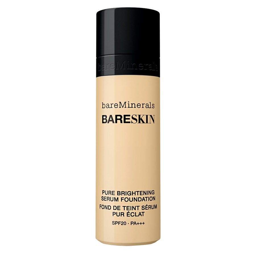 BareMinerals BareSkin Pure Brightening Serum Foundation SPF20 Bare Cream 05 30ml