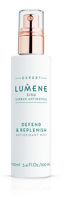 Lumene Sisu Defend & Replenish Antioxidant Mist 100ml