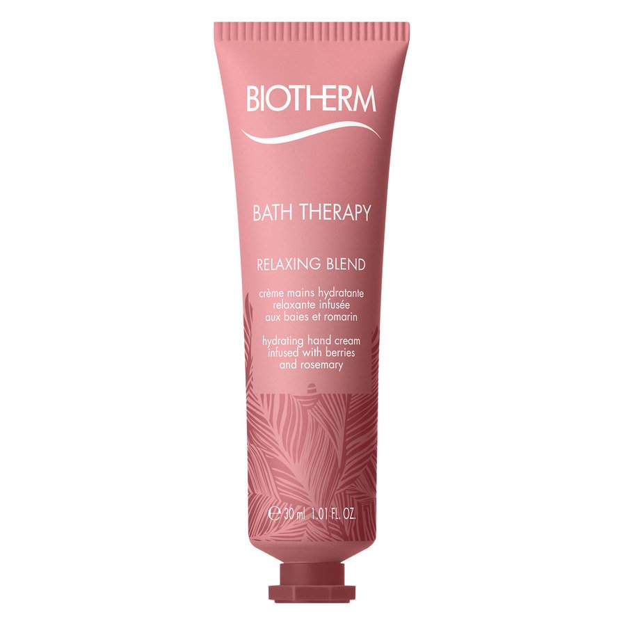 Biotherm Bath Therapy Relaxing Blend Hand Cream 30 ml