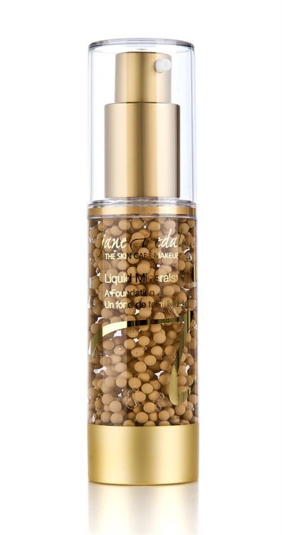 Jane Iredale Liquid Minerals Foundation Golden Glow 30ml